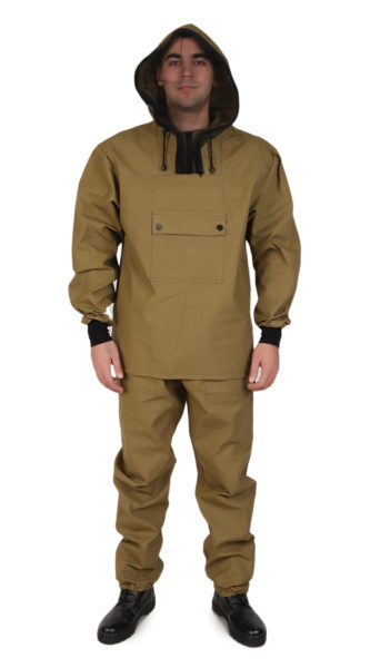 противоэнцэфальтный костюм
